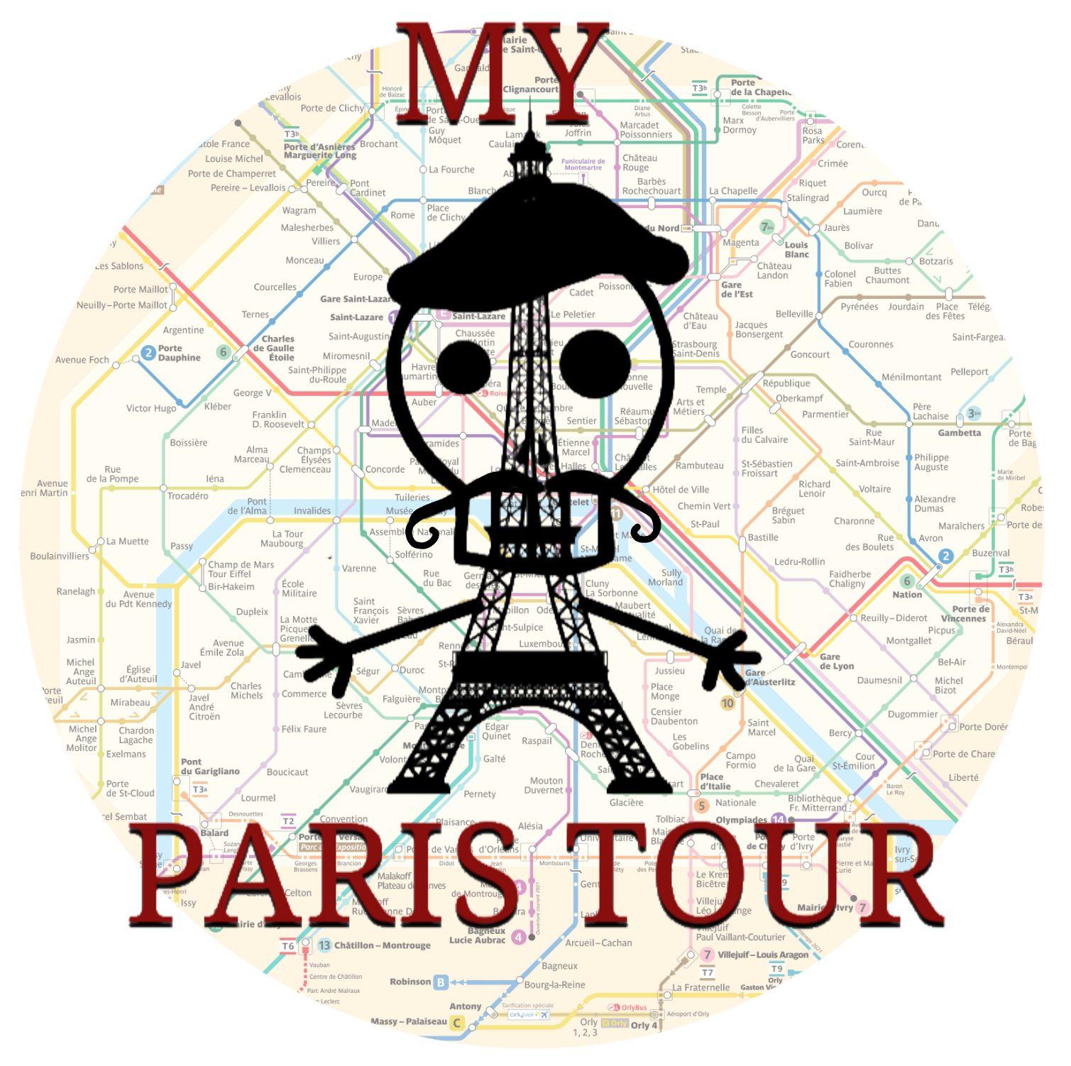 My Paris Tour